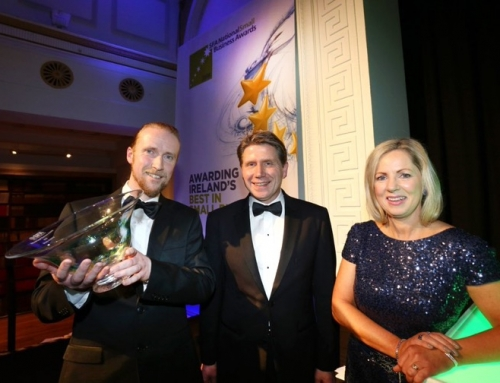 Briody Beds Win SFA National Small Business Award for 2018